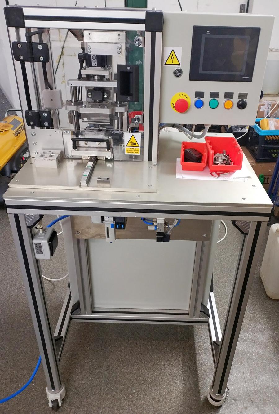 Maszyny produkcyjne itestowe
